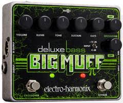 Electro Harmonix Deluxe Bass Big Muff Pi Overdrive/Fuzz Pedal