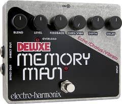 Electro Harmonix Deluxe Memory Man Delay Pedal
