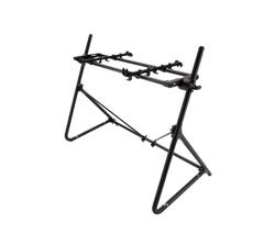Sequenz Standard-S-ABK Keyboard Stand - Black (suits most 61-note keyboards)
