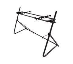 Sequenz Standard-L-ABK Keyboard Stand - Black (suits most 88-note keyboards)