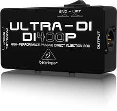 BEHRINGER ULTRA-DI DI400P DI BOX