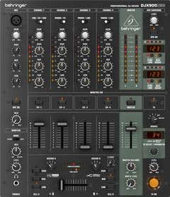 Behringer DJX900USB Professional DJ Mixer