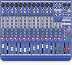 Midas DM16 16-Input Analogue Mixer w/ Midas Preamps