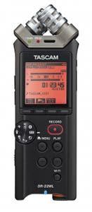 Tascam DR-22WL Handheld Digital Recorder w/ WI-FI