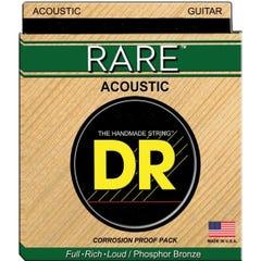 DR Strings 'RARE' Acoustic String Set - 13-56