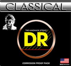 DR Strings 'Accurate' Nylon/Classical String Set - Med Tension