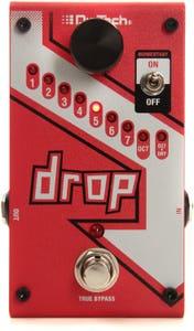 "Digitech ""The Drop"" Pitch-Shift Pedal"