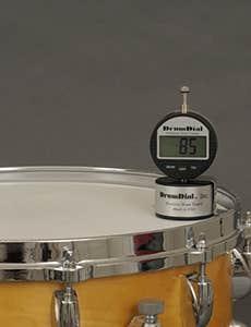 Drum Dial Digital Precision Drum Tuner