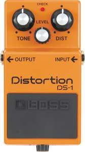 Boss DS-1 Distortion (DS1)