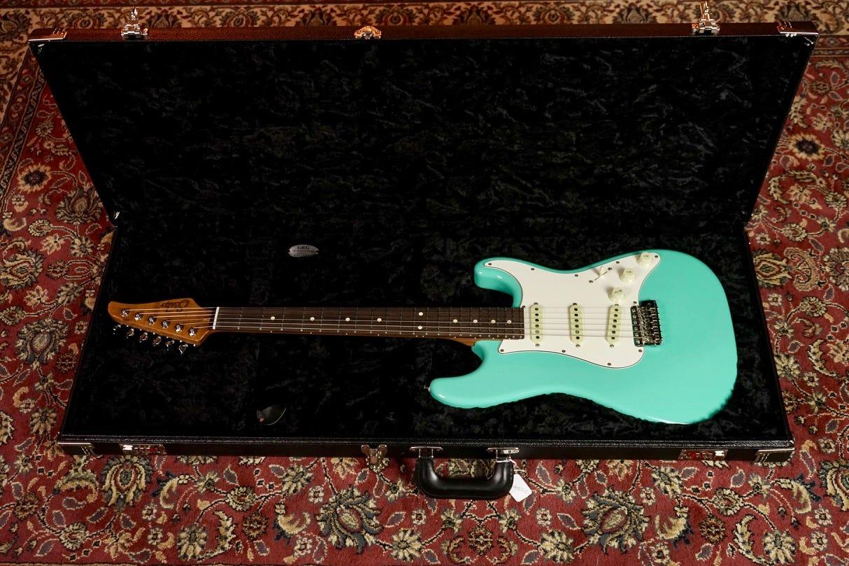 Suhr Scott Henderson Signature Classic Guitar - Seafoam Green