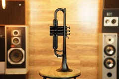 Zo Plastic Trumpet - Empire Black