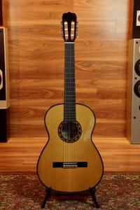Ramirez Del Tiempo 135th Anniversary Classical - Solid Cedar Top