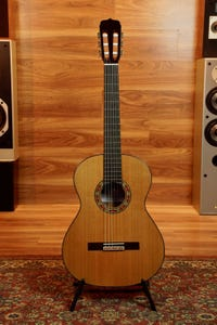 Ramirez EStudio 1 Classical Guitar - Solid Red Cedar
