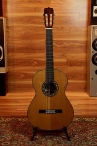 Ramirez Studio 3 Classical Guitar - Solid Red Cedar
