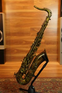 Schagerl Superior Vintage Lacquer Tenor saxophone (SLT-1VB) with FREE Meyer Rubber#7 mouthpiece