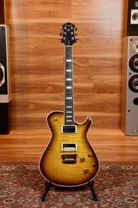 Knaggs Doug Rappoport Signature Kenai T3 Guitar w/Case - Tobacco Burst