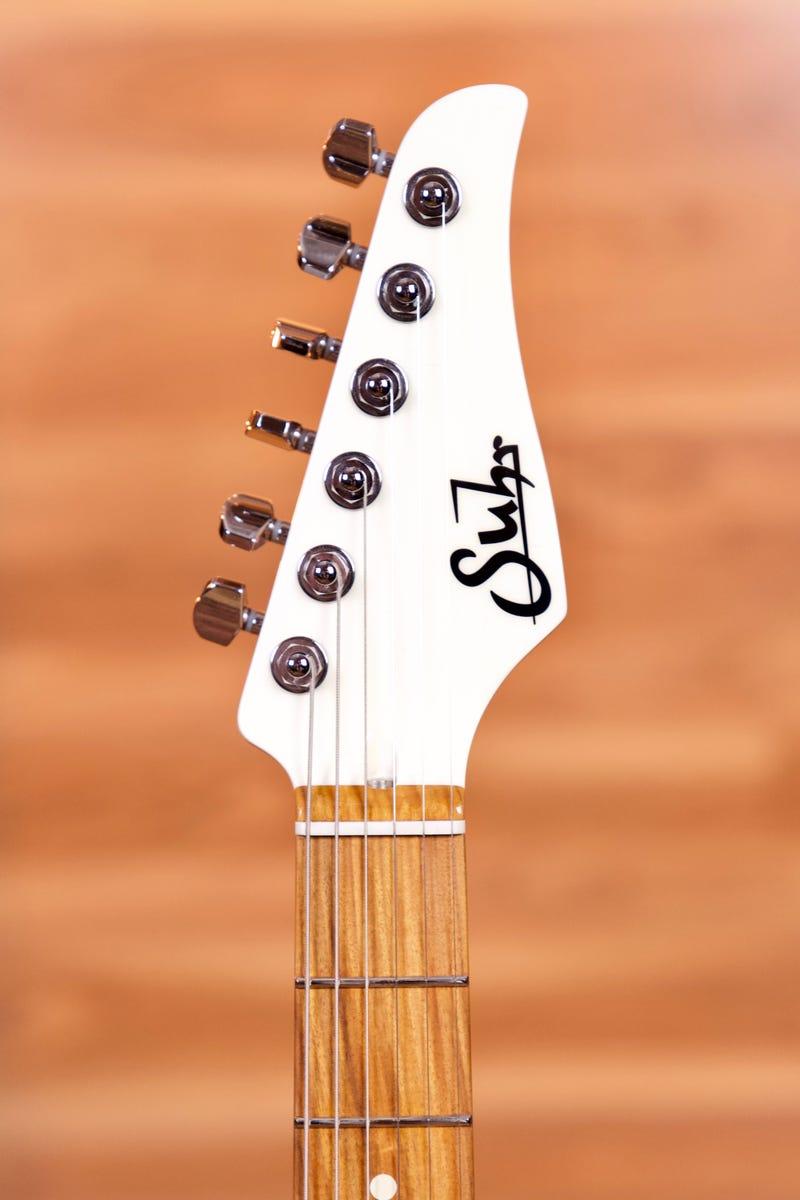 Suhr Modern HSH Guitar - White PF