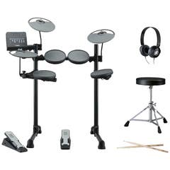 Yamaha DTX402KPLUS Electronic Drum Kit Package