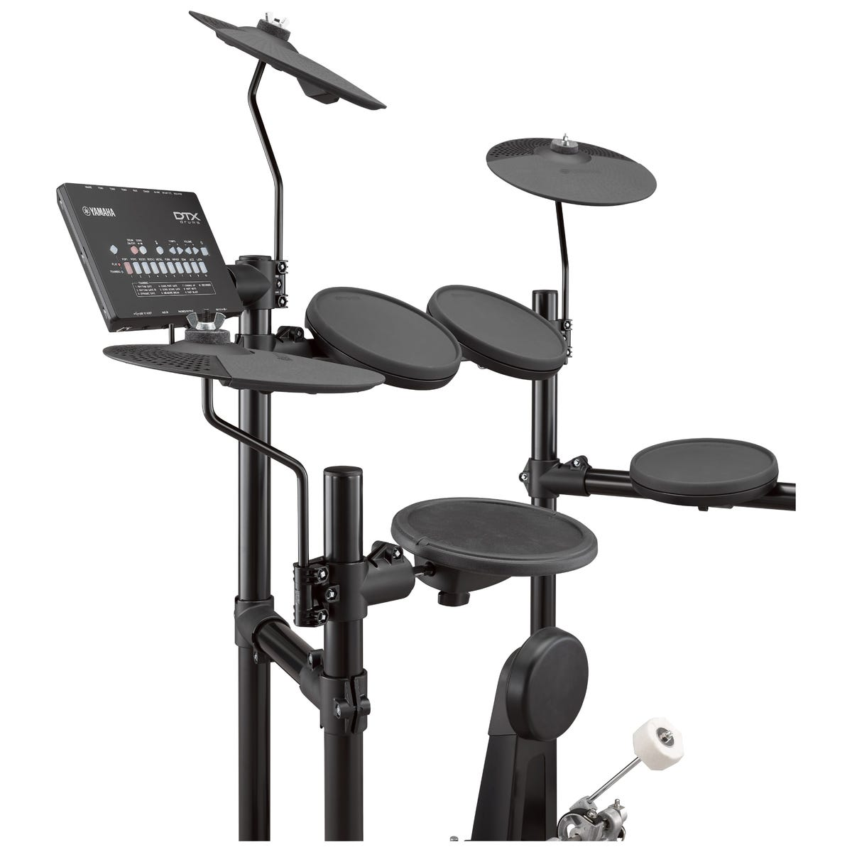 Yamaha DTX452K Electronic Drum Kit w/Sticks + Stool + Headphones!