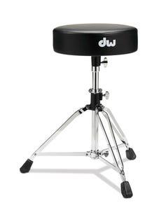 DW Medium Weight Drum Throne - Round Top (DWCP3100)