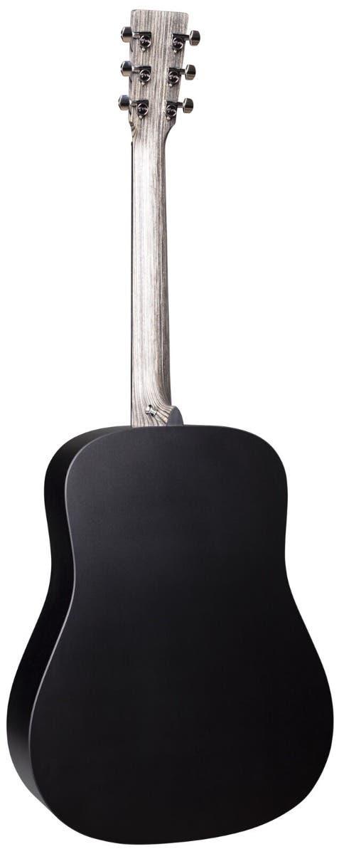 Martin DX Johnny Cash Acoustic Electric Guitar w/Gigbag - Black