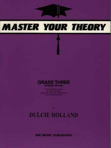 master your theory gr 3 / HOLLAND (EMI)