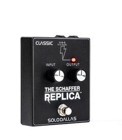 """SoloDallas USA Schaffer Replica (TSR) """"Classic"""" Preamp Pedal"""
