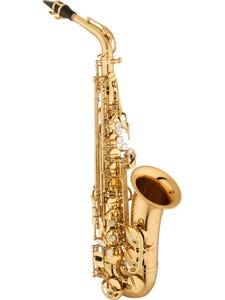 Eastman EAS253 Student Alto Saxophone - Gold Lacquer