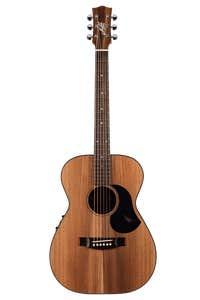 Maton EBW808 Acoustic Electric Guitar - Blackwood