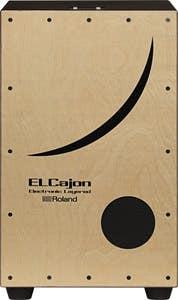 Roland El Cajon EC-10 Electronic Layered Cajon (EC10)