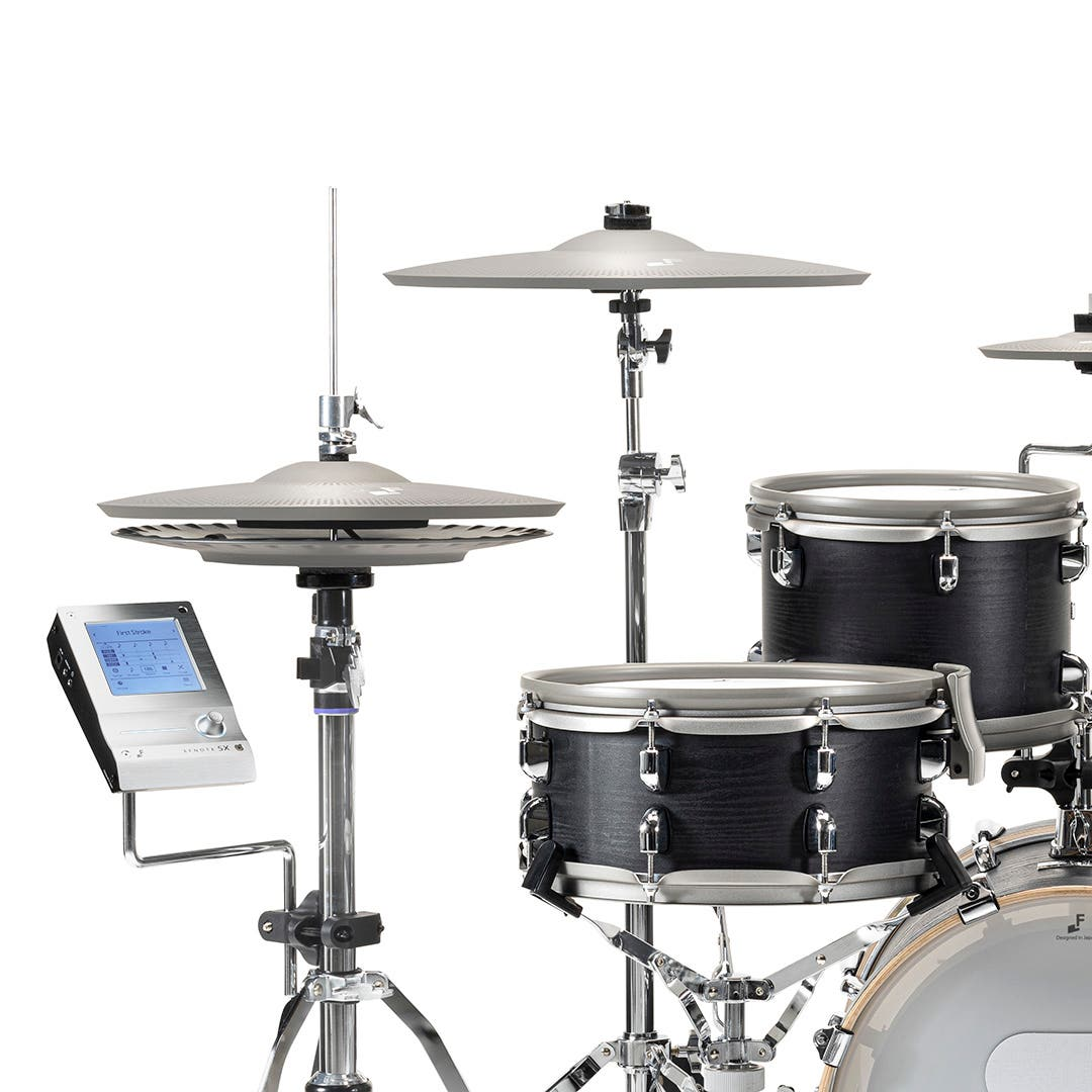 Ef-Note EST-5X Electronic Drum Kit w/ A+C+E Pack