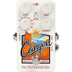 Electro Harmonix Canyon Delay Pedal