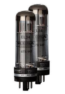 Mesa Boogie EL-34 STR-447 Output Valves / Tubes EL34 (Pair)