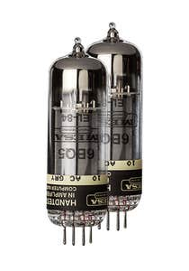 Mesa Boogie EL-84 6BQ5 Output Valves / Tubes (Pair)