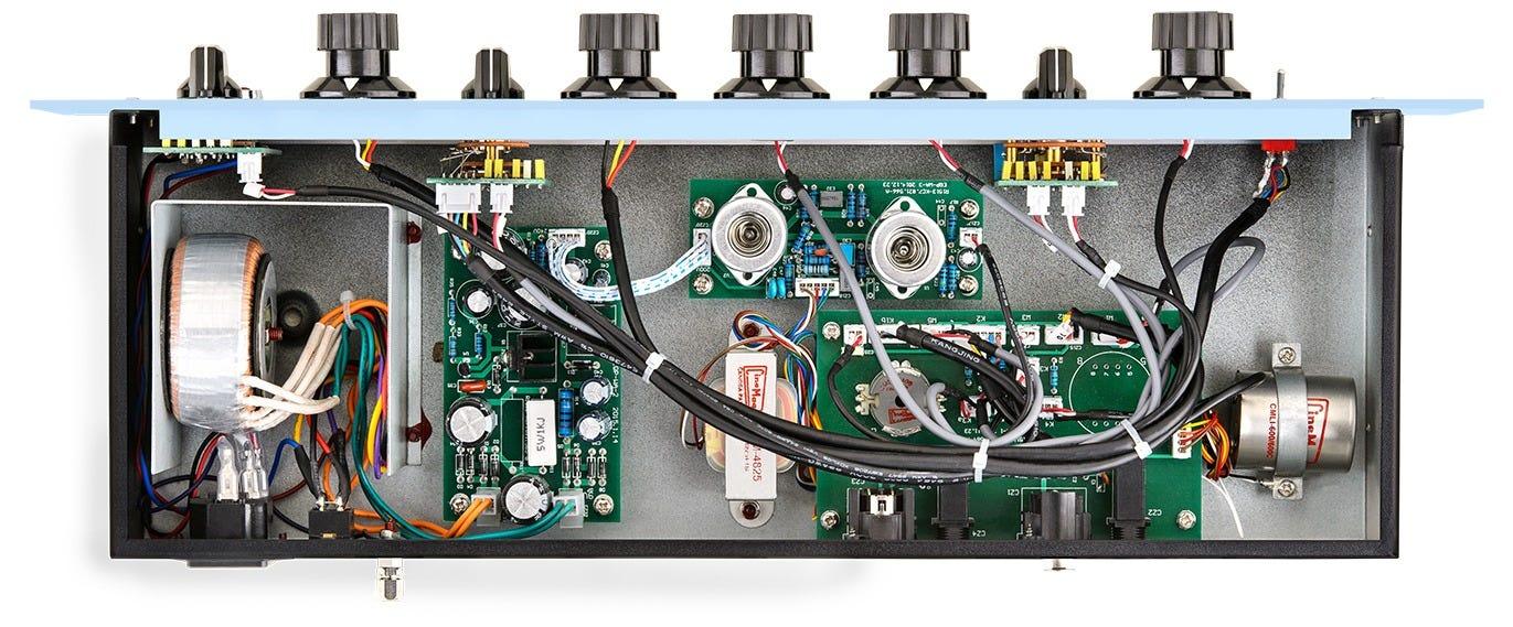 Warm Audio EQP-WA Pultec Style Tube Equaliser