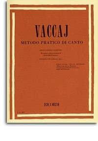 metodo pratico mezzosop/bari BK/CD / VACCAI (RICORDI)