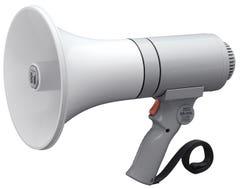 ER-1215 (23W max.) Hand Grip Type Megaphone