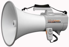 TOA ER-2230W Shoulder Type Megaphone with Whistle