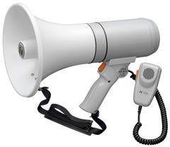 TOA ER-3215(23W max.) Hand Grip Type Megaphone