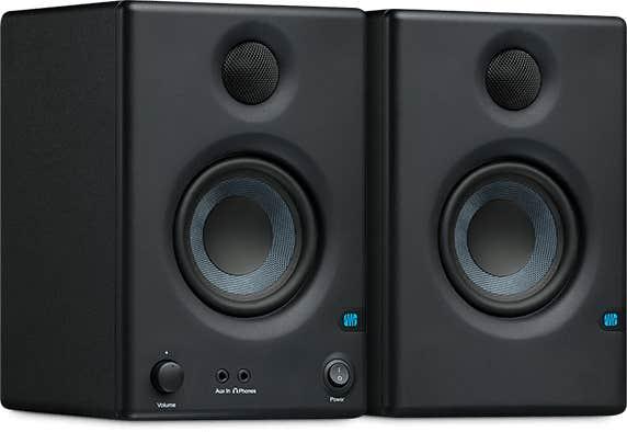 Presonus Eris E3.5 Active Speakers / Studio Monitors (Pair)