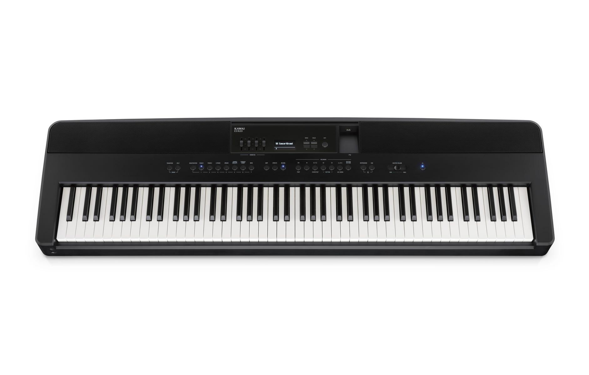 Kawai ES920 Portable Digital Piano - Black