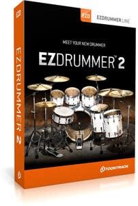 Toontrack EZDrummer 2 Virtual Drum Software (Download)