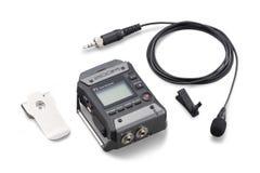 Zoom F1-LP Field Recorder w/Lavalier Mic