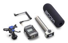 Zoom F1-SP Field Recorder w/Shotgun Mic