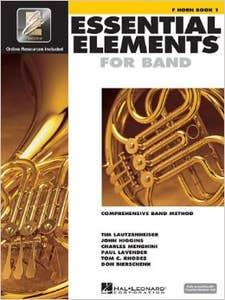 essential elements for band BK 1 fhn  (HAL LEONARD)