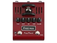 Friedman Fuzz Fiend Fuzz Pedal