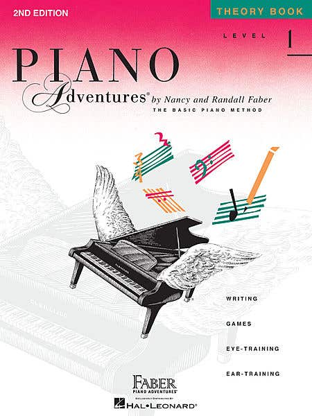 piano adventures theory BK 1 /  (FABER PIANO ADV)