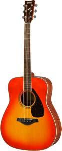 Yamaha FG820 Acoustic Guitar - Autumn Burst