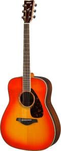Yamaha FG830 Acoustic Guitar - Autumn Burst