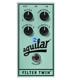 Aguilar Filter Twin Dual Envelope Filter Bass Pedal
